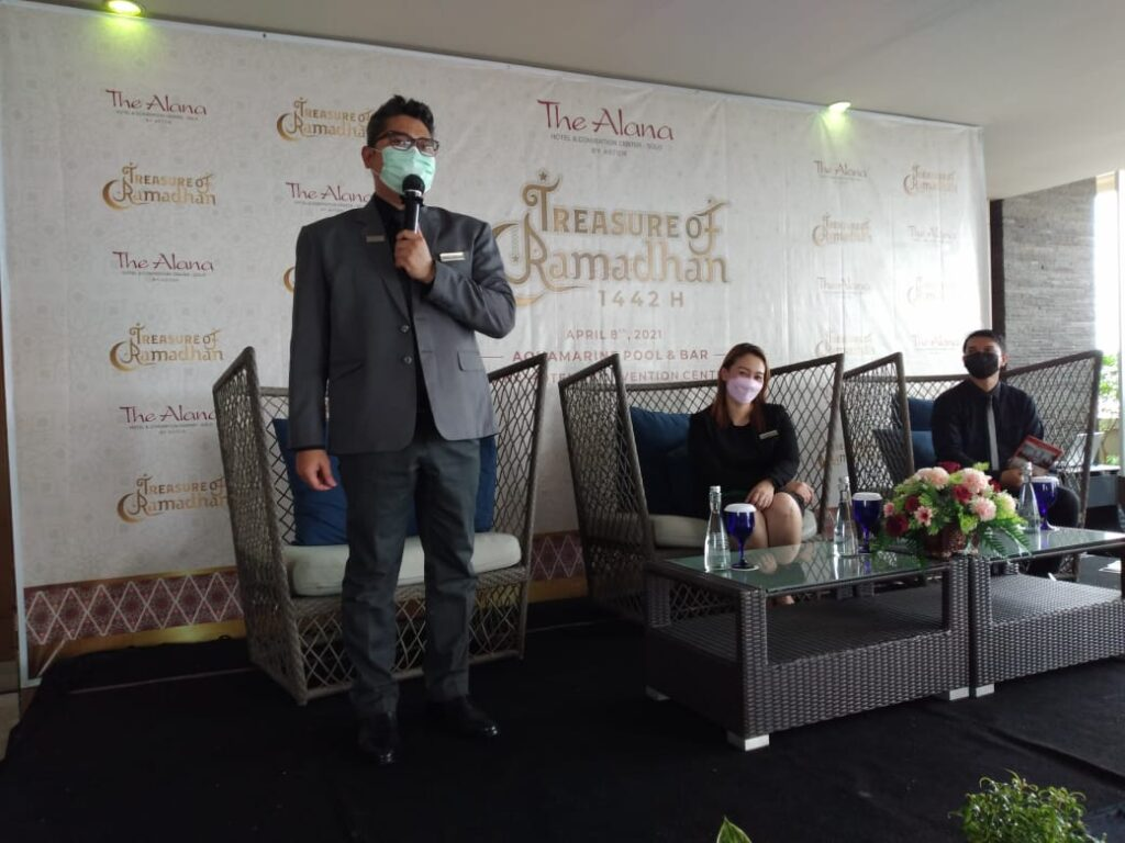 3000 Menu Siap Disajikan Sepanjang Ramadhan di The Alana Hotel & Convention Center Solo