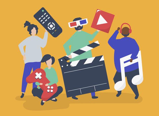 Tips Praktis Menikmati Hiburan di Masa Pandemi