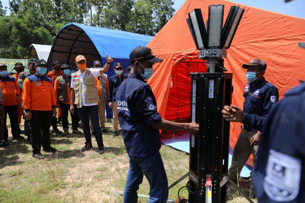 Pemprov Jateng Adakan Simulasi Siklon Seroja dan Oddete