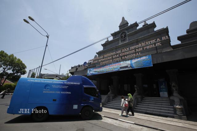 PWI Sambut Baik Revitalisasi Monumen Pers Nasional