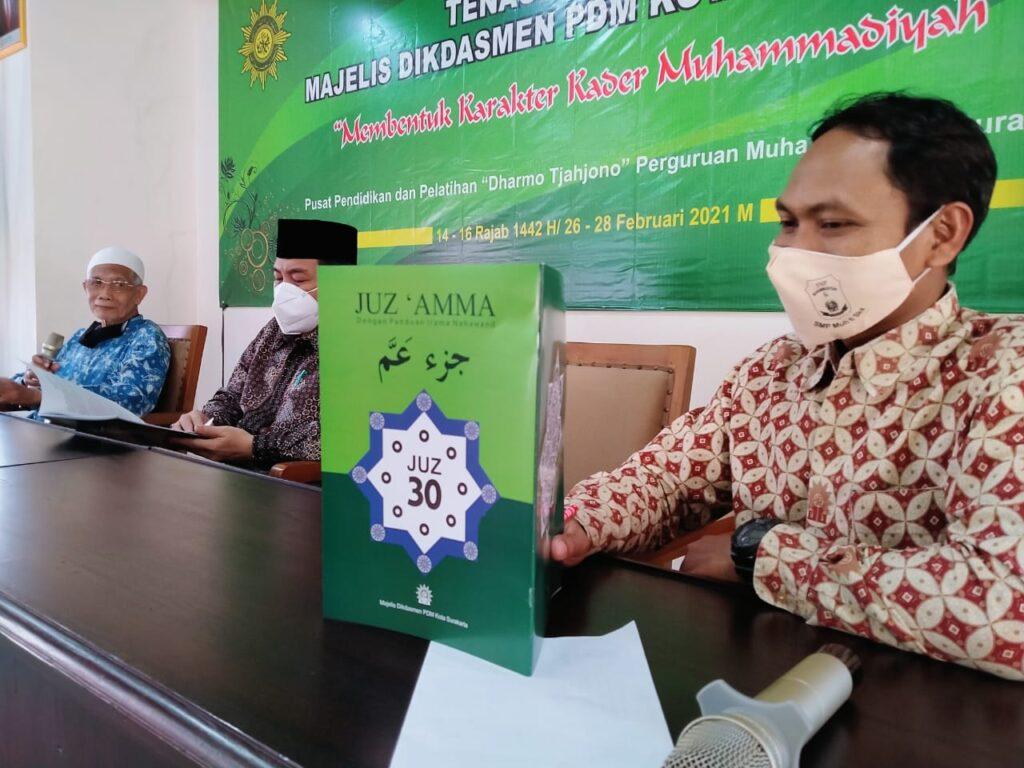 Muhammadiyah Solo Terbitkan Juz 'Amma Panduan Irama Nahawand