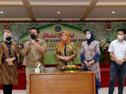 STIA ASMI, Universitas Surakarta dan AKPARTA Surakarta Gelar Halal Bihalal