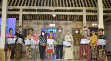 Peluncuran IMO Di International Mask Festival 2021