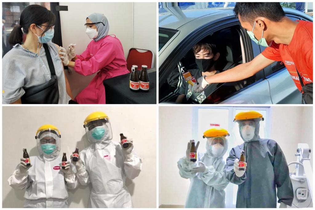 Sepak Terjang Si Botol Coklat Kala Pandemi
