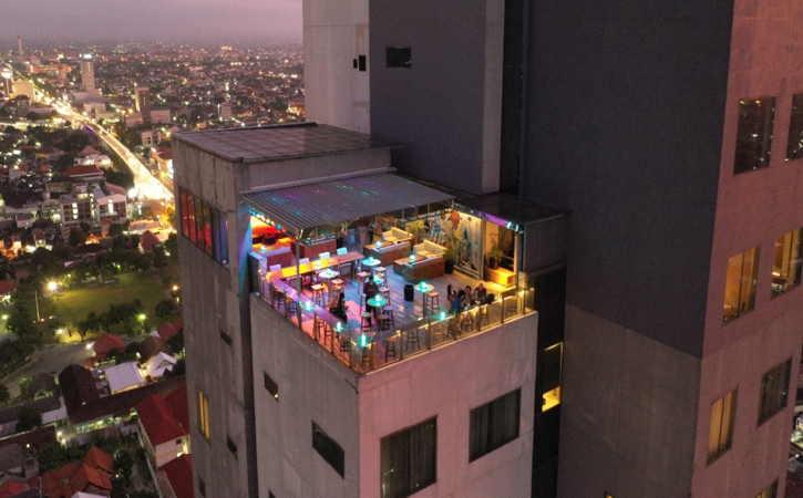 Agra Rooftop Gelar Nonton Piala Eropa 2020