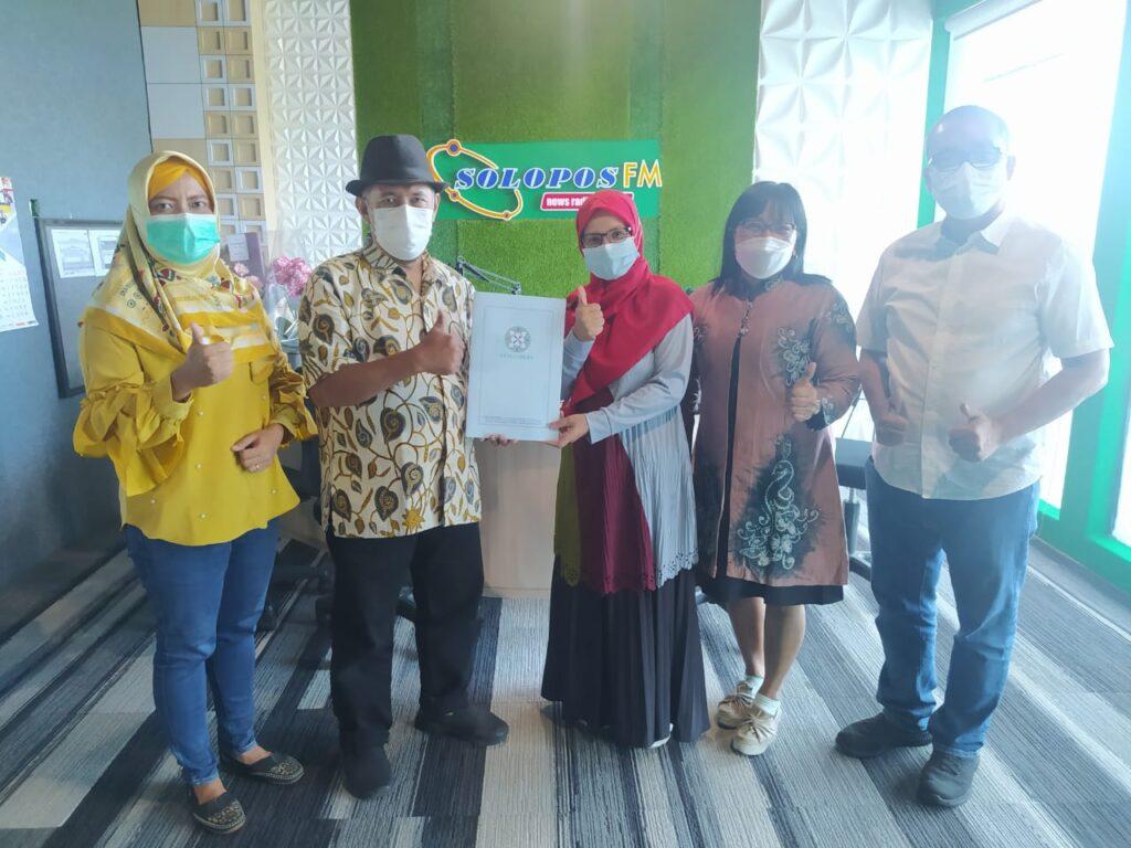 Dewan Pers Verifikasi Solopos FM