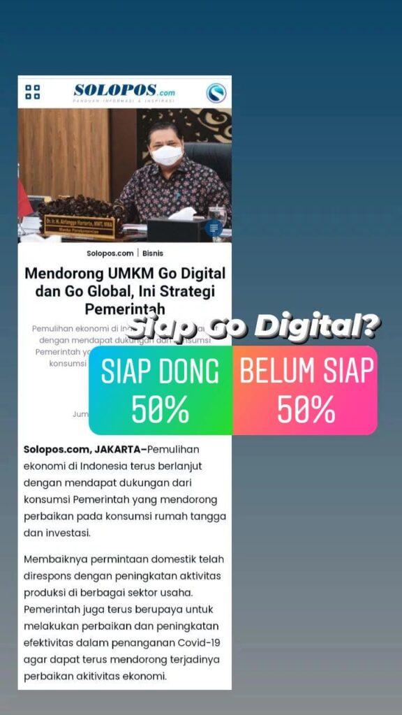 Polling Go Digital