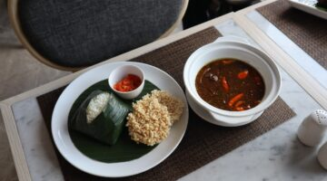 Solia Zigna Sajikan Menu Tradisional Nusantara