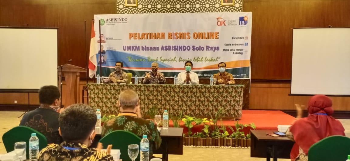 ASBISINDO Solo Raya Gelar Pelatihan Bisnis Online UMKM ...